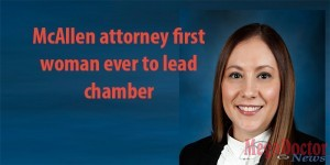 """""""Deborah is the absolute right choice to lead this organization right now,"""" said Julian Alvarez, RGV Partnership President and CEO. """"Deborah understands the Partnership's mission, knows the pulse of the business community and will help lead us as a broader entity especially as we deal with more and more regional issues."""""""
