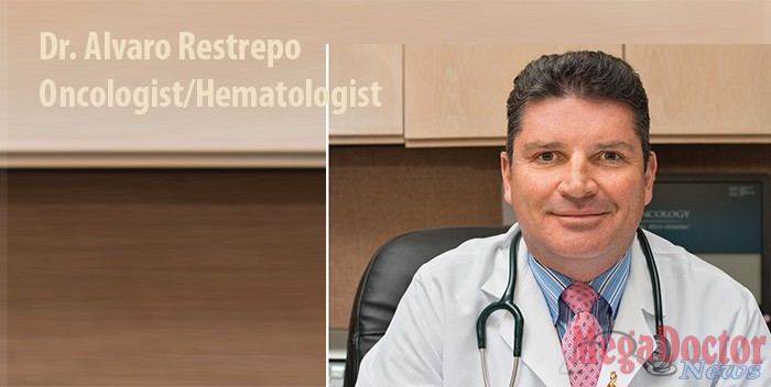 "Dr. Alvaro Restrepo recognizes that it can be traumatic and because of that he told Mega Doctor News, ""We have support groups that meet regularly to help patients learn about their disease and how to cope with it."" He continued, ""The treating oncologist and his team guides the patient step by step in all the stages of the disease and treatment and provides the best support to the patient."""