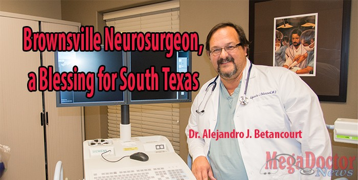 Dr. Alejandro J. Betancourt, a neurosurgeon said that the nervous system is a complex network of thread-like nerves and cells that carry messages to and from the brain and spinal cord to various parts of the body including the sensory organs, arms, hands, legs, and feet. Photo Pollux Castor Inc.