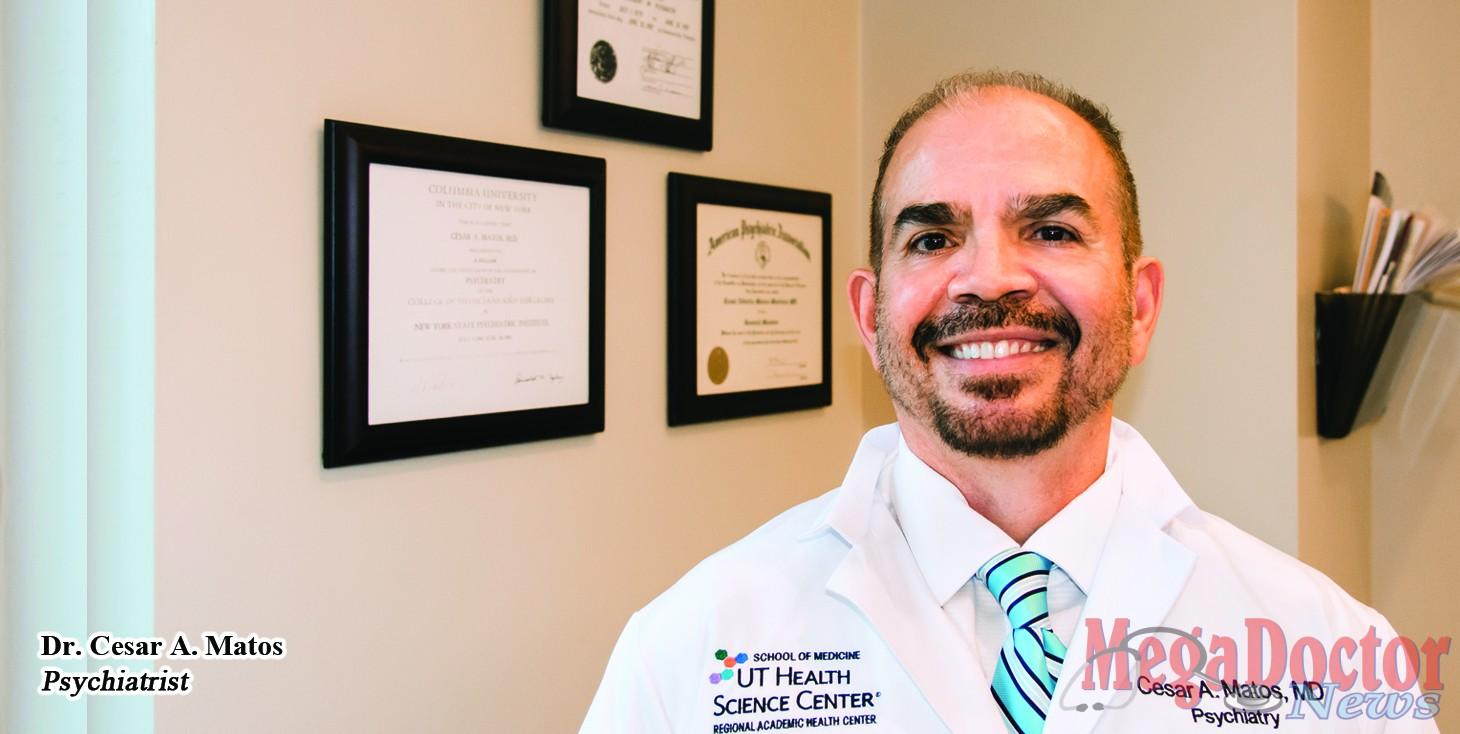 Dr Cesar A Matos Promoting Mental Health Rehabilitation And
