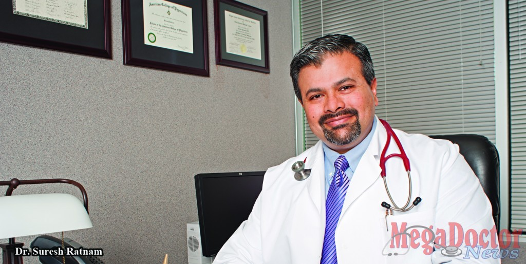 Dr. Suresh Ratnam, a medical oncologist with Texas Oncology–McAllen, told Mega Doctor News that it is not just medication, but also caregiver support that helps patients stay strong during treatment, as well as recovery.