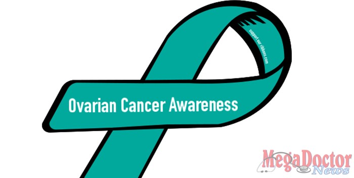 Remember ovarian cancer, if it is detected, is caught early!