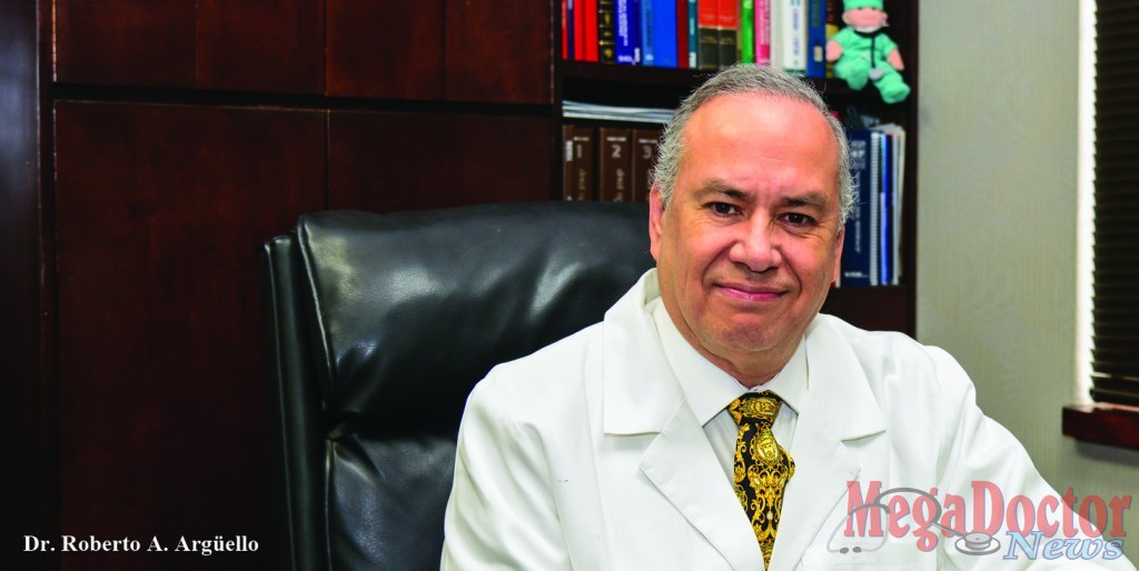 Dr. Roberto A. Argüello, M.D., F.A.C.S., P.A. is a Diplomate of The American Board of Ophthalmology with a specialty in General Ophthalmology and a subspecialty in Corneal and External Diseases.