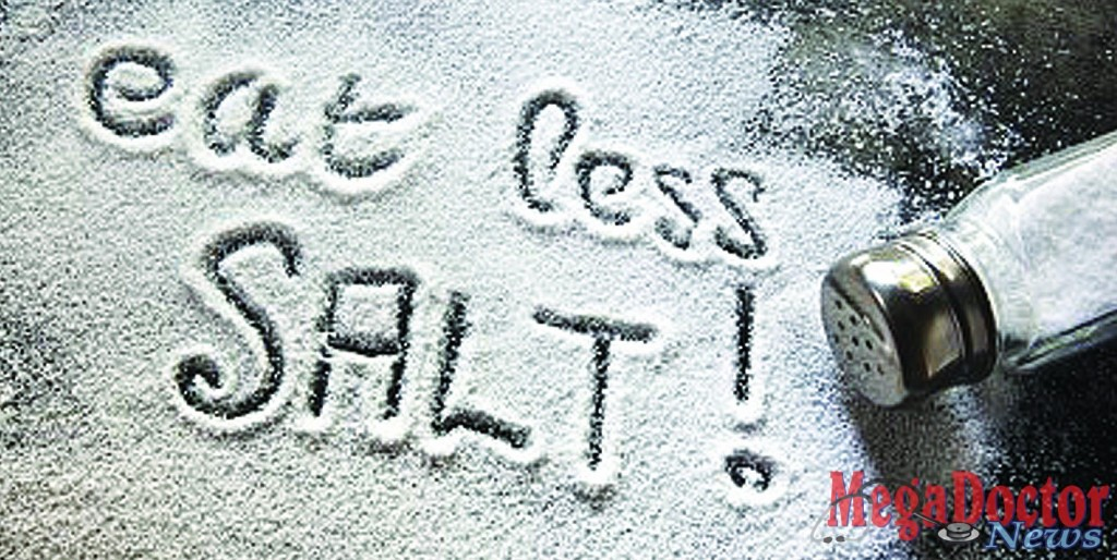 Residents of some countries consumed less salt than others; for example, residents in Kenya and Malawi consumed about 2,000 milligrams of salt per day, while residents in the United States ate about 3,600 milligrams of salt per day.