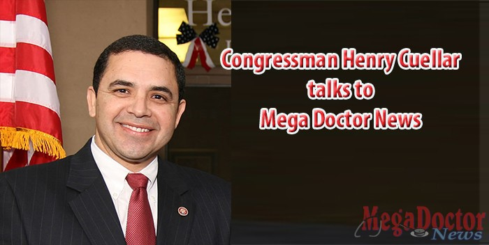 Congressman Henry Cuellar is a member of the U.S. House Appropriations Committee, Vice Chairman of the House Steering and Policy Committee, Senior Whip, and member of the Blue Dog Coalition.  Previously, he served as a Texas State Representative and Texas Secretary of State.
