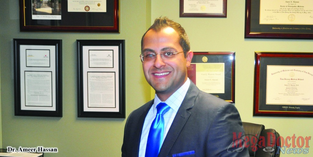 Dr. Ameer Hassan, Endovascular Neurologist serves as Clinical Director of Endovascular Surgical Neuroradiology and Neurocritical Care and Clinical Neuroscience Research at Valley Baptist.