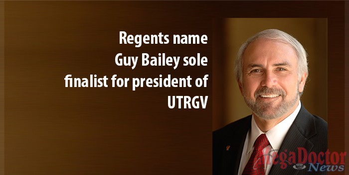Guy Bailey, a sociolinguist, was most recently president of the University of Alabama. He has also held positions at Emory University, Texas A&M University and Oklahoma State University and served as dean of liberal arts at the University of Nevada at Reno.