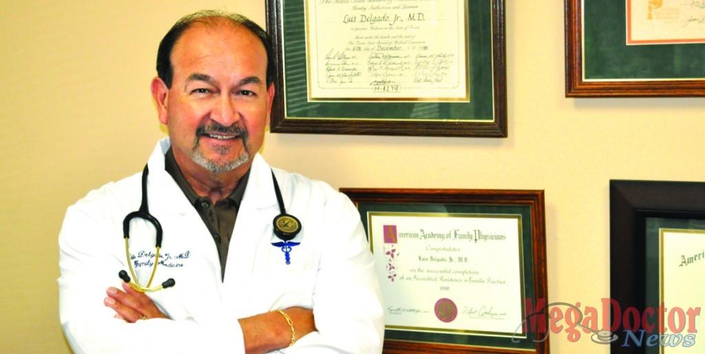 Dr. Luis Delgado Jr. Working to Make a Difference Through the Rio Grande Valley Health Alliance