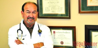 Dr. Luis Delgado Jr. Working to Make a Difference Through the Rio Grande Valley Health Alliance