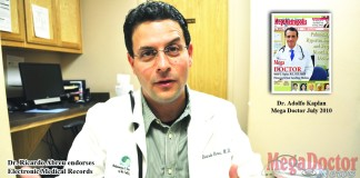 Dr. Abreu, Pulmonologist and Sleep Medicine Specialist among First to Implement Electronic Medical Records