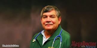 Dr. Antonio Falcon, Descendent of a Rio Grande Valley Pioneer Family