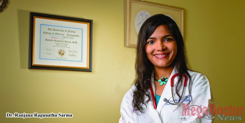 Dr. Sarma, a Pediatric Endocrinologist That Comes to Make a Difference