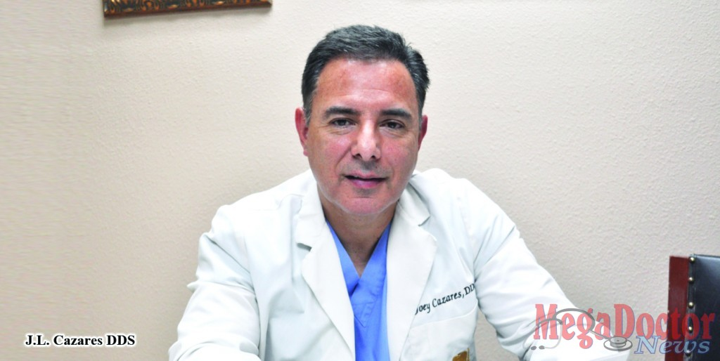 J.L. Cazares DDS, Civic-Minded Dentist Combines His Time with Local Issues to Help His Community