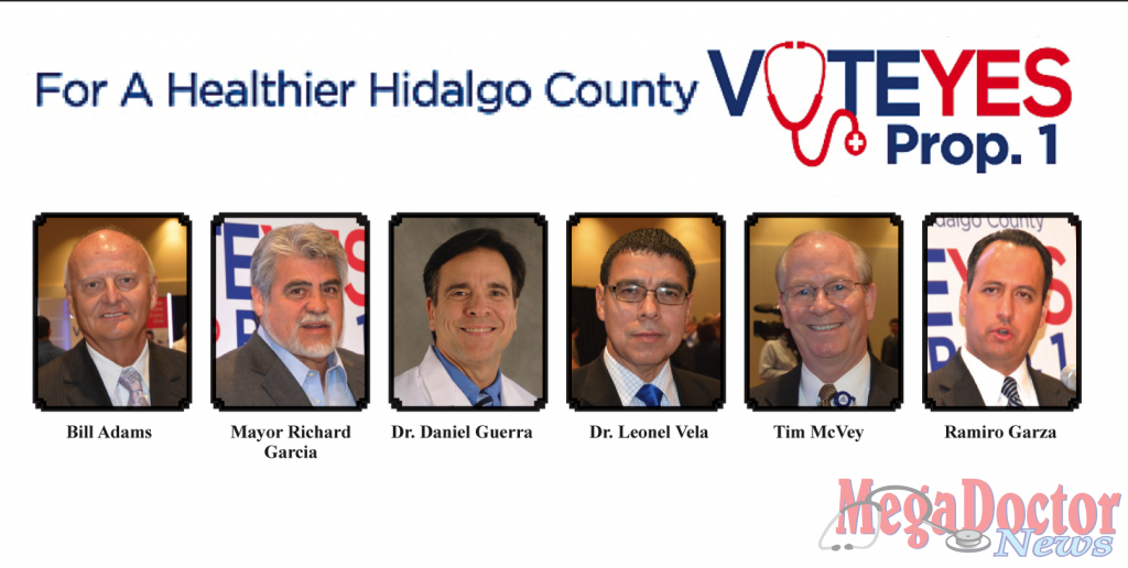 SPECIAL REPORT: Local leaders Welcome Proposed Hospital District