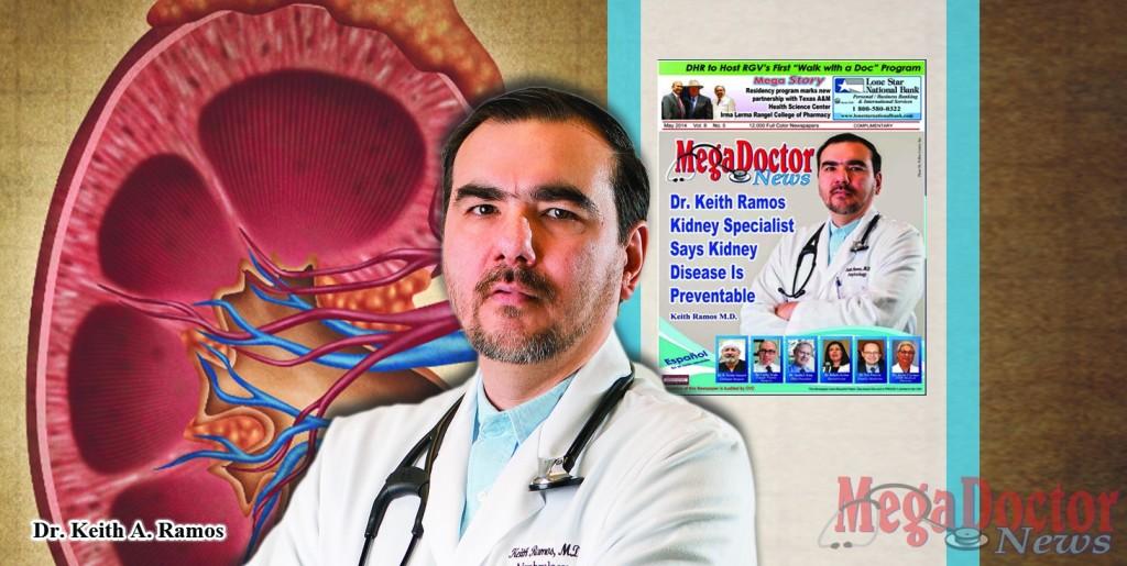 Dr. Keith A. Ramos