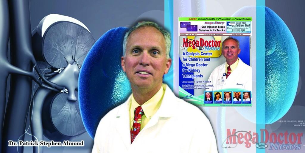 Dr. Patrick Stephen Almond