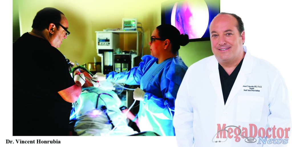 On September 2015, Dr. Honrubia will present before the American Academy of Otolaryngology-Head & Neck Surgery two oral presentations based on his Honrubia Technique™.