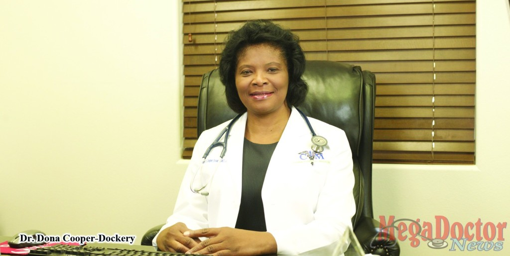 Dr. Dona Cooper-Dockery completed her residency in Internal Medicine at Metropolitan Hospital Center in New York City, New York. She has been a resident of the Rio Grande Valley since 1996.