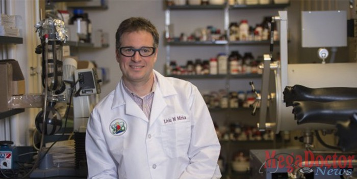 Liviu Mirica, a chemist who specializes in the design of metal-containing molecules hopes to speed the length process of testing candidate Alzheimer's drugs by creating a long-lived PET imaging agent that could be used to follow brain chemistry over days.
