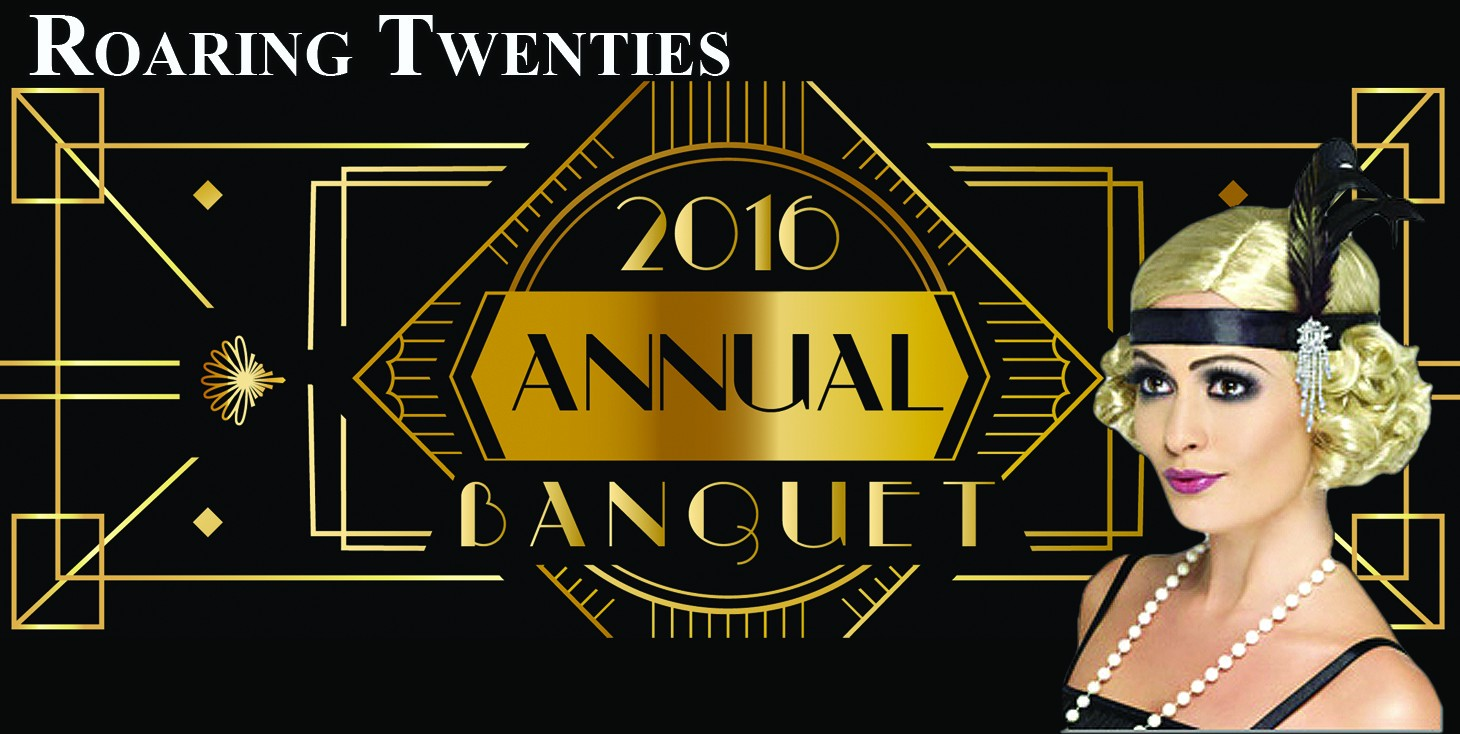 The Roaring Twenties coming to you! Tickets on sale NOW!