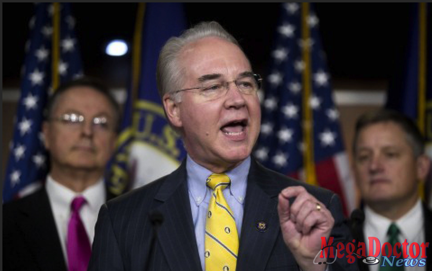 Rep. Tom Price (R-Ga.), a veteran lawmaker and vehement critic of the Affordable Care Act, has been picked as President-elect Donald Trump's choice to lead the Department of Health and Human Services.