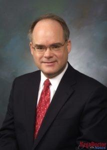 Dr. John Krouse, dean of the UTRGV School of Medicine - (Courtesy Photo)