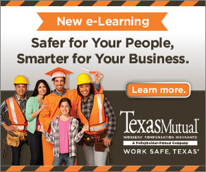 Work safe, Texas