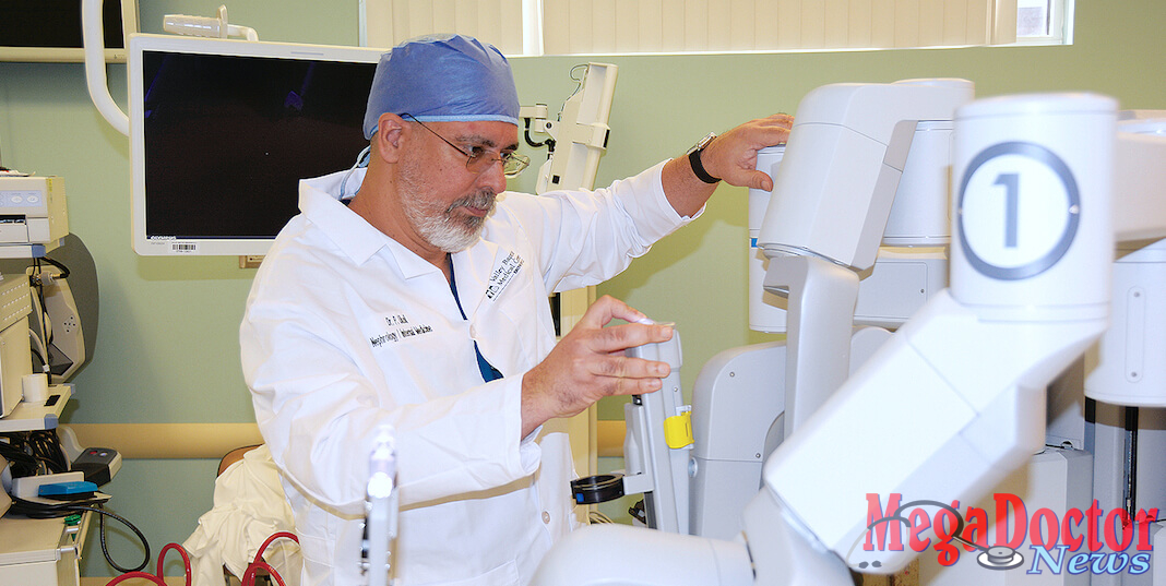 Dr. Jose Nieves, who serves as the Medical Director of Robotic Surgery and Minimally Invasive Gynecology at Valley Baptist-Brownsville and who also earned a COERS designation, said the designation is a demonstration of the commitment and ability to consistently deliver safe, effective, evidence-based care.
