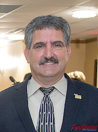 Dr. Steven Lieberman, Interim Dean of the medical school.