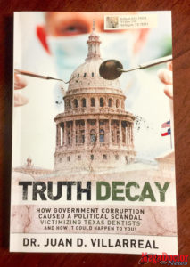 TRUTH DECAY, book written by Dr. Juan D. Villarreal
