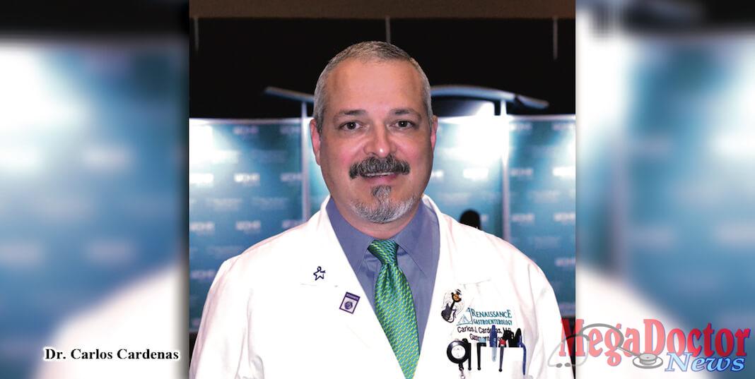 TMA President Carlos J. Cardenas, M.D.