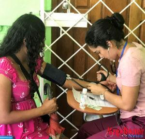UTRGV students in Nicaragua (Courtesy Photo)