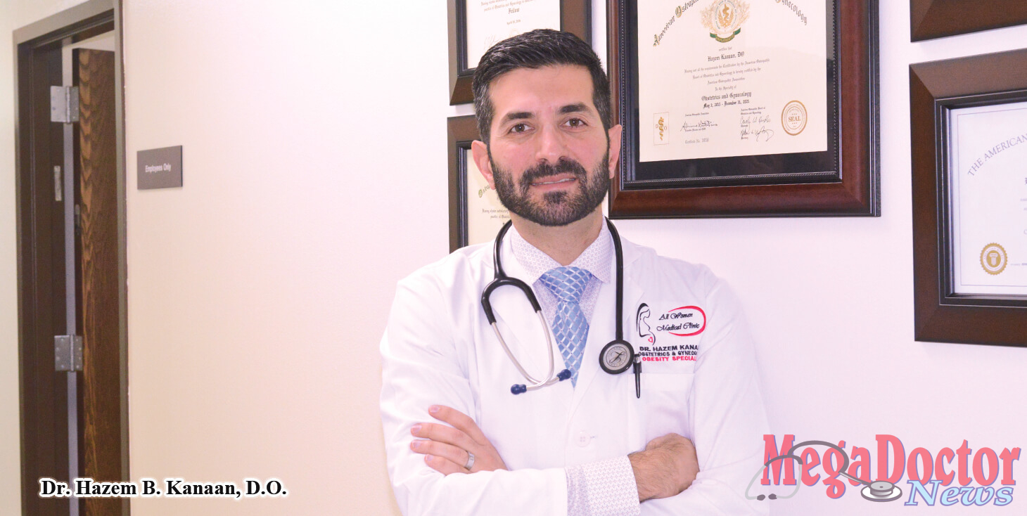 Dr Hazem B Kanaan An Obgyn And Obesity Medicine Specialist With