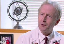 Wayne Clark, M.D., a professor of neurology in the OHSU School of Medicine and director of the OHSU Stroke Program.