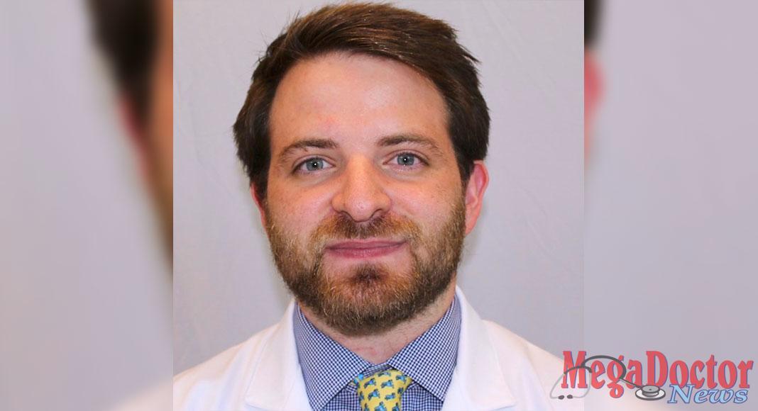 David Goldblatt, a second-year medical student at UTRGV School of Medicine