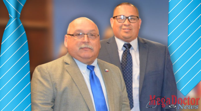 Eduardo Olivarez is the Health and Human Services Chief Administrative Officer.