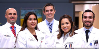 UTHealth RGV clinics are staffed by board-certified physicians representing a variety of specialties.