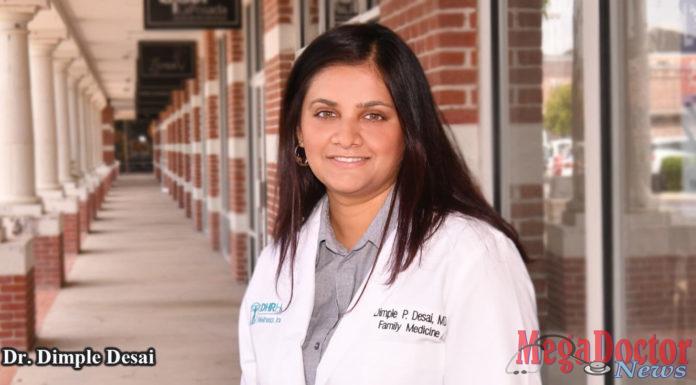 Dr. Dimple Desai
