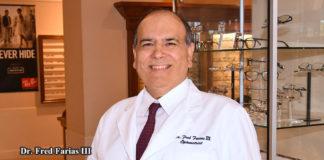 Dr. Fred Farias III of McAllen, Texas