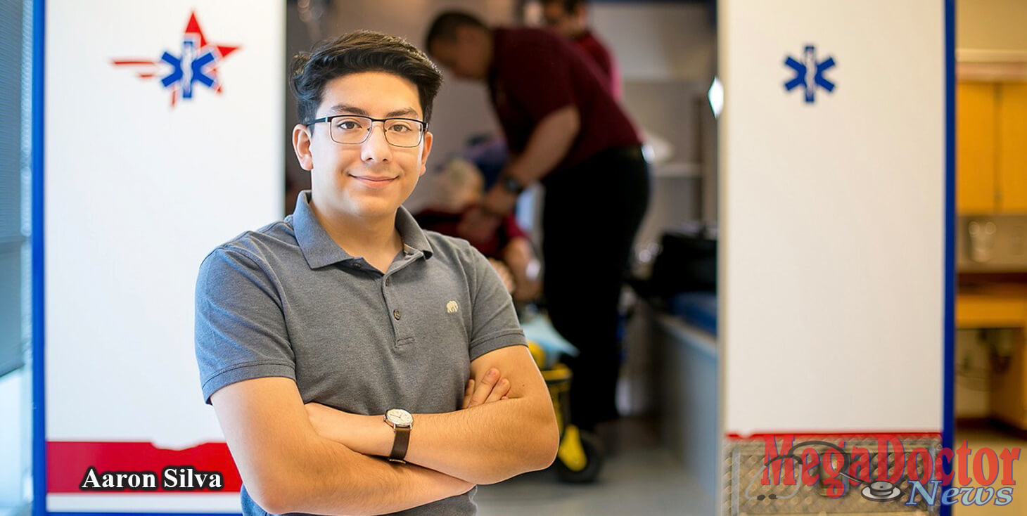 Driven by a desire to help others, Aaron Silva speaks about his journey through the Emergency Medical Technology Program at South Texas College. Now one step closer to becoming a doctor, Silva says the EMT program opened a door to possibilities he has always wanted to achieve.