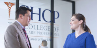Through a collaboration with McGraw-Hill Education, CHCP successfully increased graduation rates from 74 percent to 80 percent compared to CHCP's traditional residential education model.