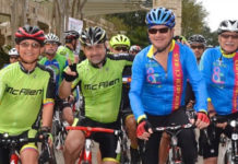 Dr. Alvaro Restrepo, Oncologist, Hematologist, Research Director for Texas Oncology RGV, and a passionate cyclist.
