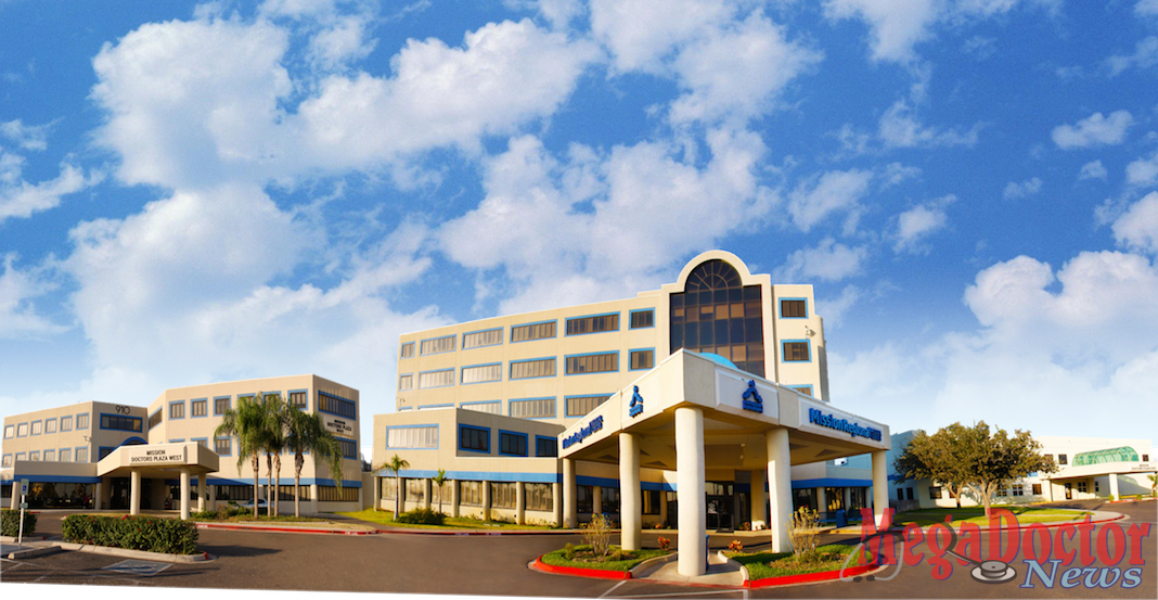 Mission Regional Medical Center Building