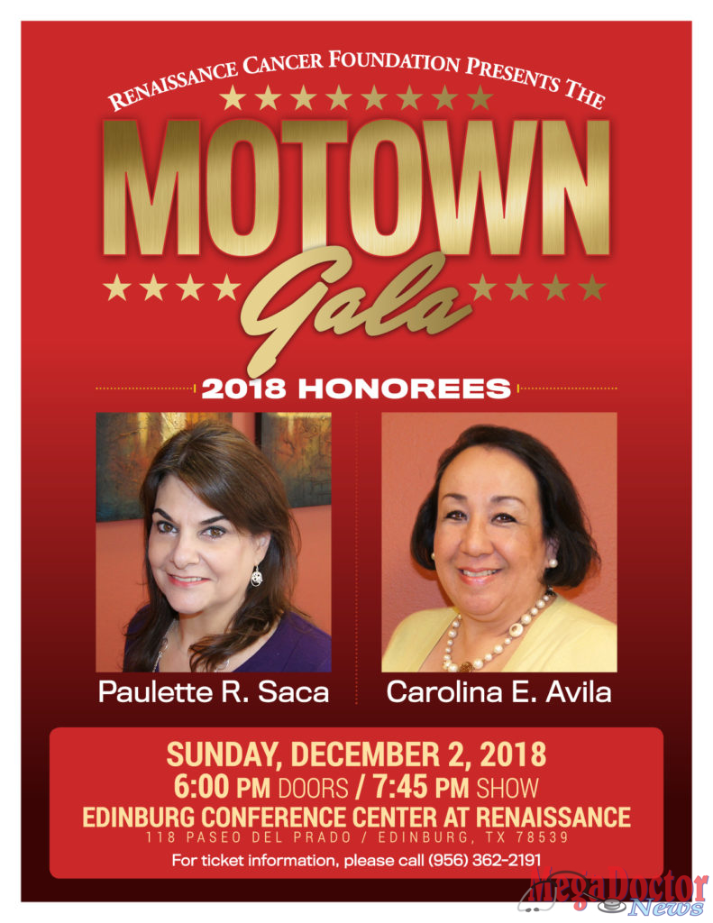 Honorees: Paulette R. Saca, and Carolina E. Avila.