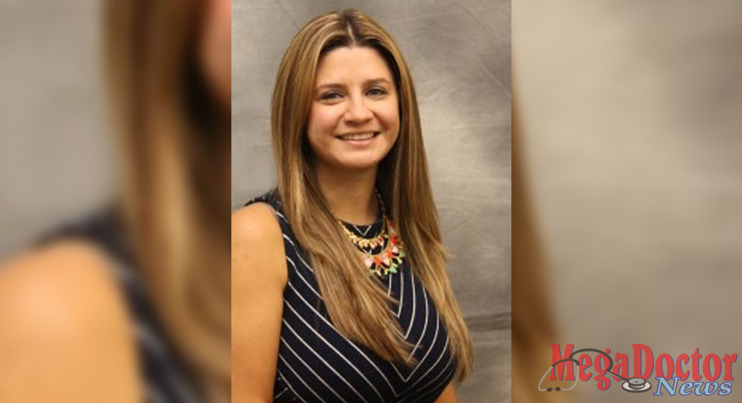 Andrea Valdez, County Extension Agent for Hidalgo County