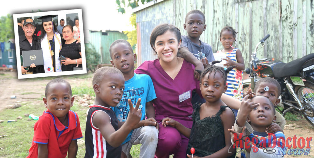 Adaylin Alvarez recently spent part of her winter vacation serving children and families in the Dominican Republic. She is a PSJA Southwest Early College High School alumna and current University of Texas Austin Pre-Med student.