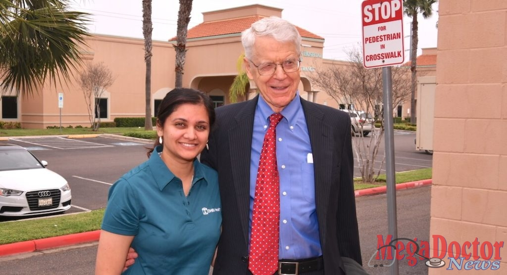 Dr. Dimple Desai and Dr. Dr. Esselstyn