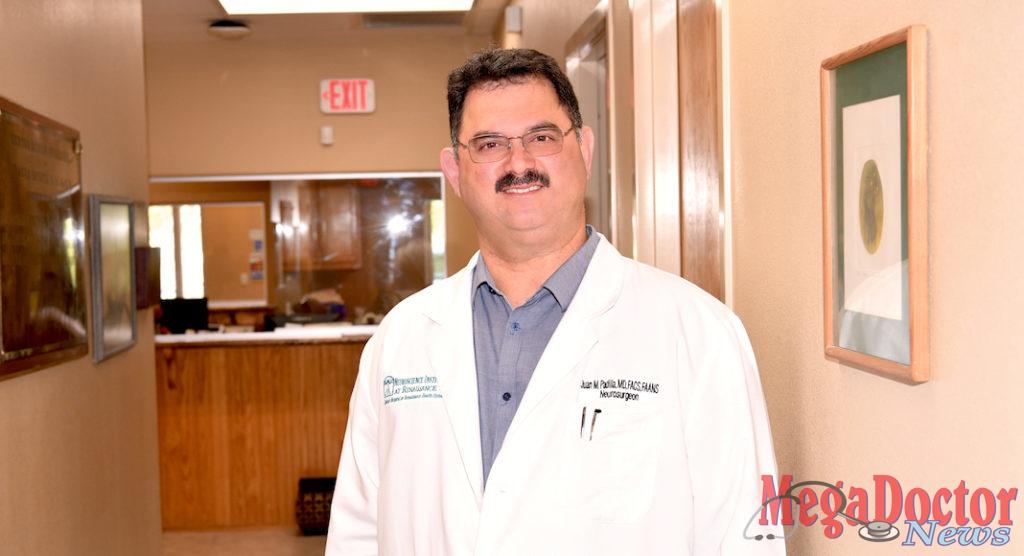 Dr. Juan Padilla, Photo by Roberto Hugo Gonzalez