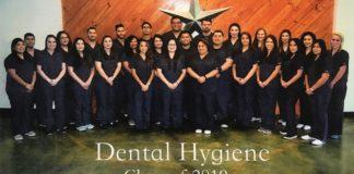 TSTC Dental Hygiene Class 2019