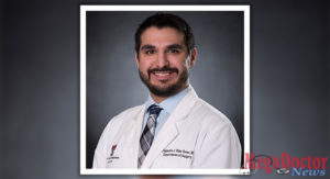 Dr  Carlos Morales, a cardiologist uses the most advanced